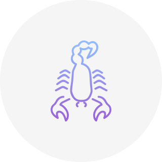HOROSCOPE ZODIAC SCORPION